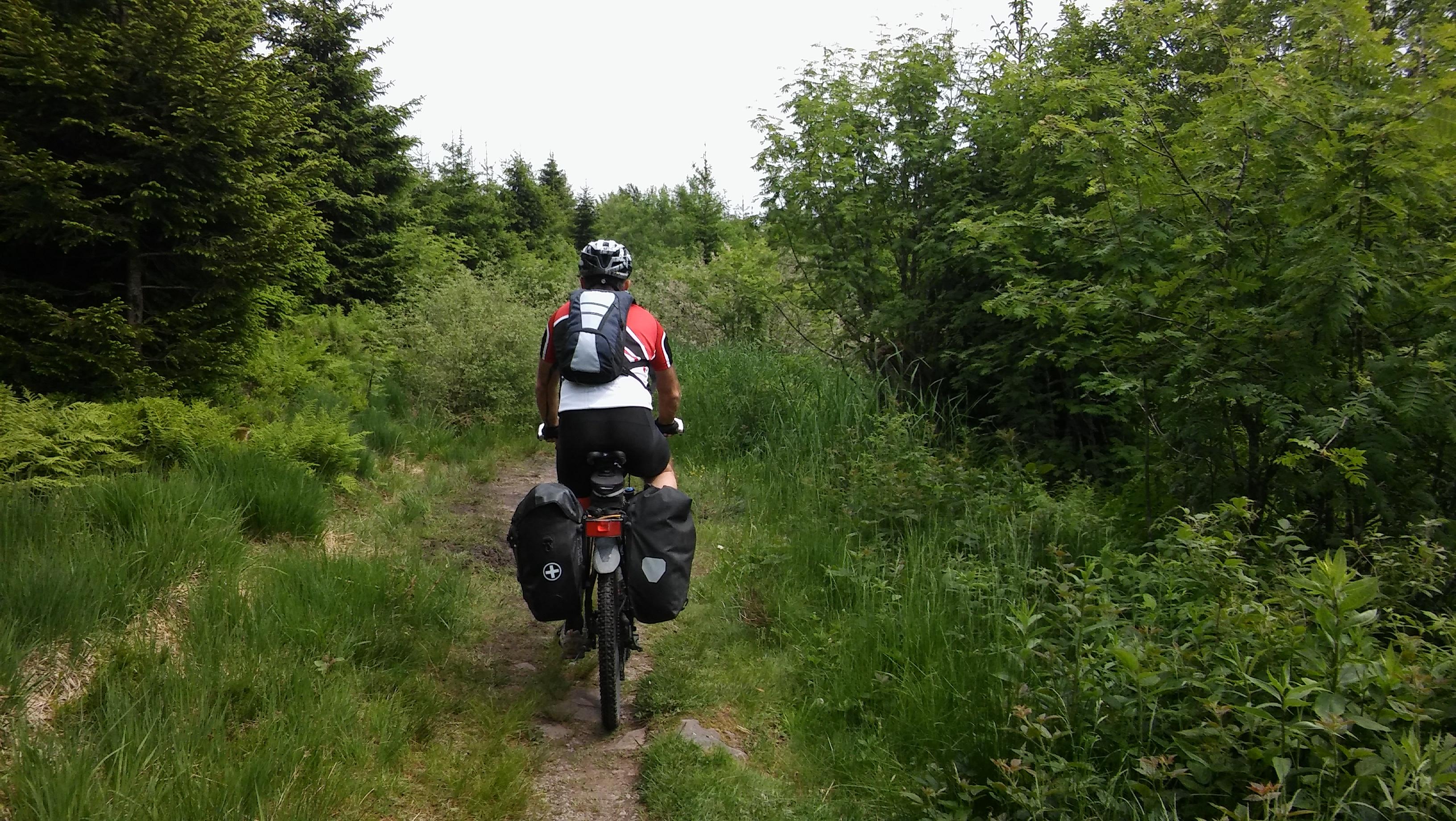 Mountainbike Schwarzwald cross 2018 - Markus Frommlet