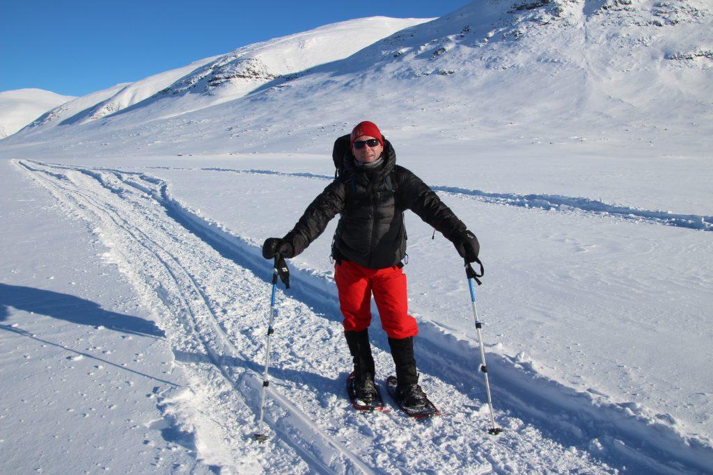 Markus Frommlet - Schneeschuhe