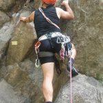 Klettern Markus Frommlet