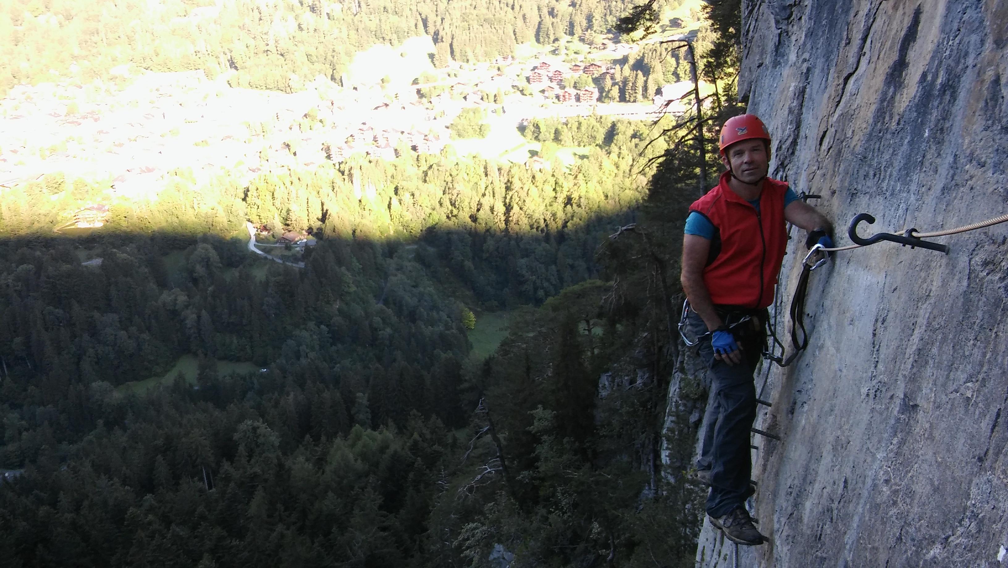 Klettersteig Bregenzer Wald - Markus Frommlet