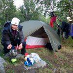 Lappland 2019 - Zum Kebnekaise - Ute Jansen