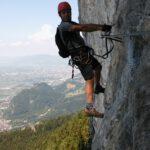 Klettersteig Kapf