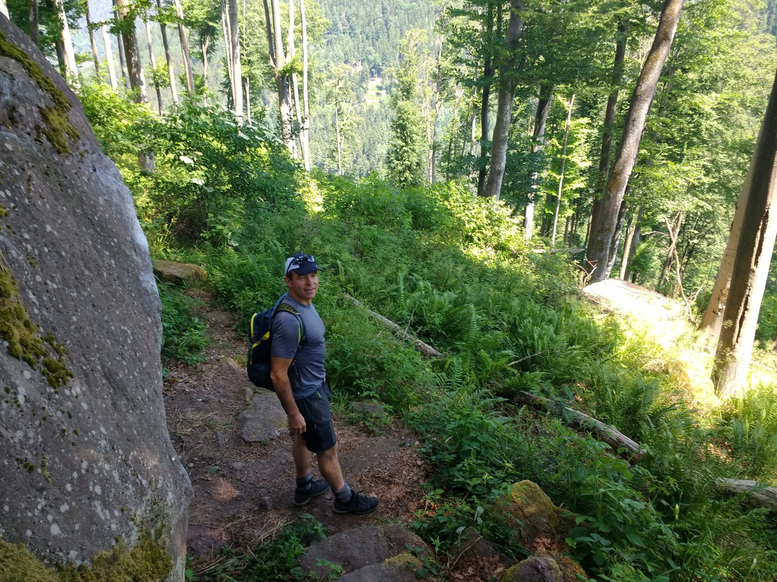 Schwarzwald wandern Markus