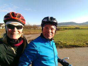 Vorweihnachts-Radtour